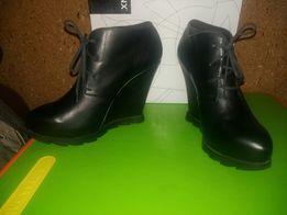 Демисезонные ботинки, туфли, ботильоны, Bronx 40р.