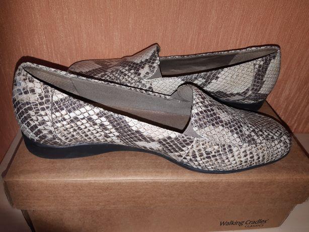 Удобные туфли из кожи питона Бердянск - изображение 2