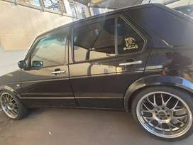 Rims and tyres - 17 inch