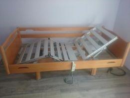 używane, w pełni elektryczne z nowym materacem łóżko rehabilitacyjne