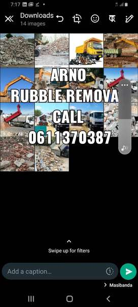 ARNO RUBBLE REMOVAL FOR