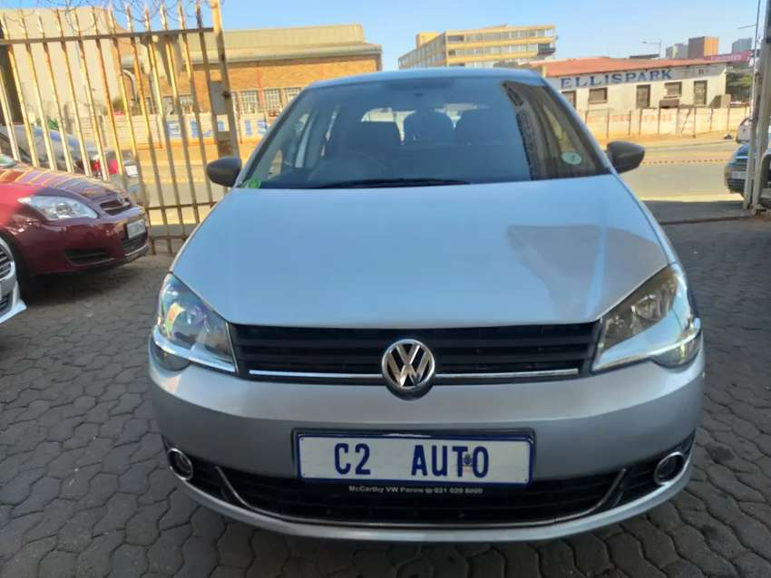 2015 Volkswagen Polo vivo 1.4 Manual 0