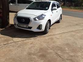 2019 Datsun Go+ 1.2  7 Seater - Full House LOW KILOS