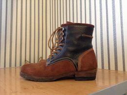 Легендарные кожаные ботинки Blakstone 36 р