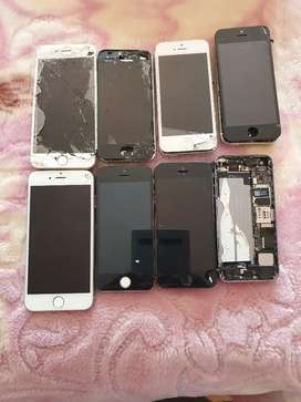 IPhone's 5&6 for Spares