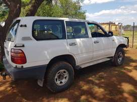 Toyota Land Cruiser GX 4.2