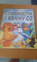 """Książka dla dzieci """"Czarnoksiężnik z krainy Oz"""""""