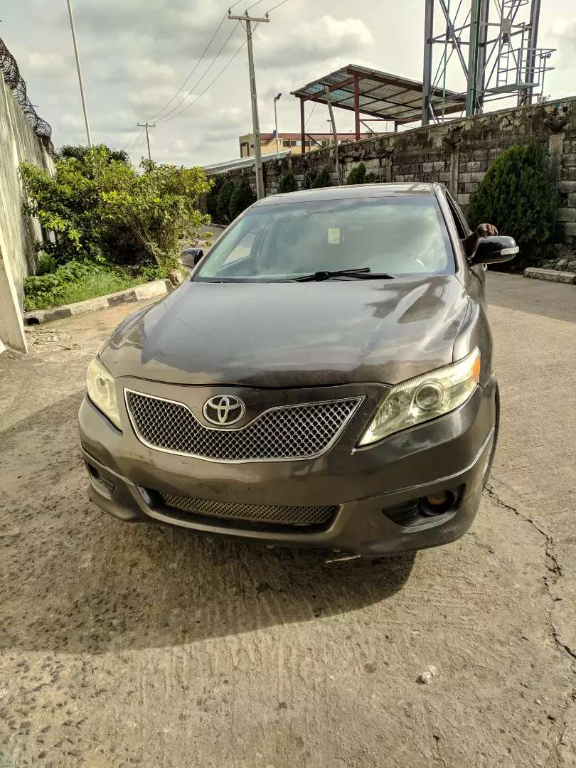 Super Clean Brown Toyota Camry 2010 Sport for sale cheap 0