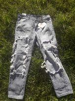 Spodnie jesnsowe M nowe