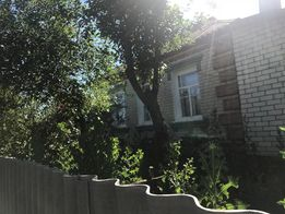 Продам жилой дом 60 м с газом,кадастр.номером в центре Камянки Изюмск.