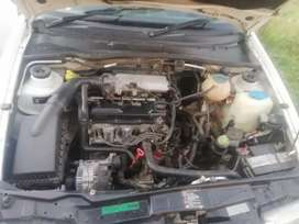 Polo 1998 1.4 motor fuel injection and 5speed gearbox for sale