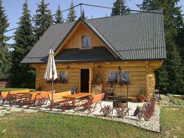 Ferie w górach Zakopane-Murzasichle - domek drewniany dla 4-8 os