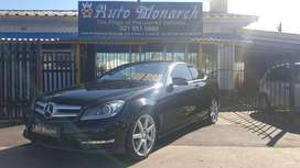 2013 Mercedes-Benz C 250 CDI Coupe 7G-Tronic