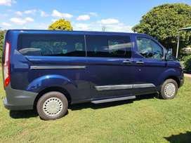 2013, Ford Tourneo Bus LWB