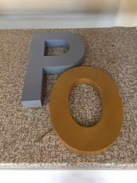 Image of Wall Letters