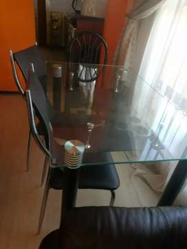 Table with 3chairs
