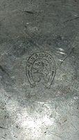 Stary aluminiowy dzbanek sygnowany