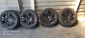 Golf 6 tsi rims/mags and tires