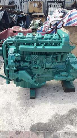 SCANIA DS906 ENGINE COMPLETE