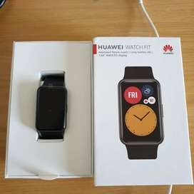 Huawei Watch  Fit Brand New Sealed.