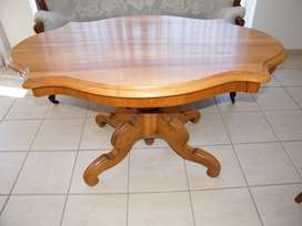 Antique Solid Wood Table ,19th Century