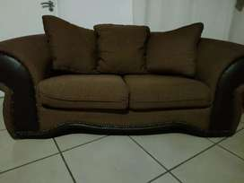 Couches for urgent sale