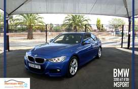 BMW 320D A/T MSport (F30) for sale