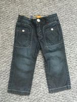 Spodnie chłopięce r74