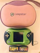 Leapster 2 konsola do nauki języka angielskiego