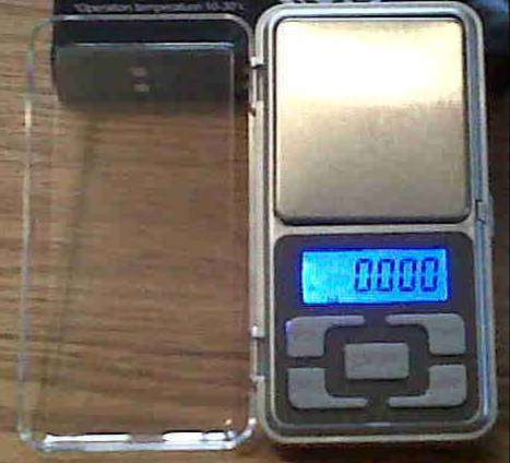 Digital electronic scale 0.01g to 200g