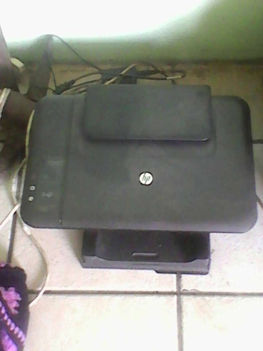 Hp deskjet printer scanner printe 0