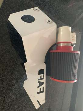 Ford fiesta st intake and shield