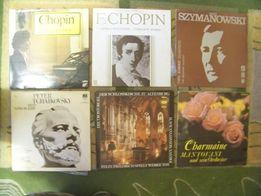 Muzyka poważna na płytach winylowych