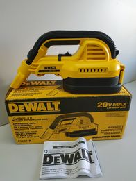 Dewalt DCV517 20V Max строительный пылесос milwaukee makita bosch