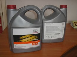 Масло моторное Toyota Fuel economy 5w-30 sl/cf ( 5л)