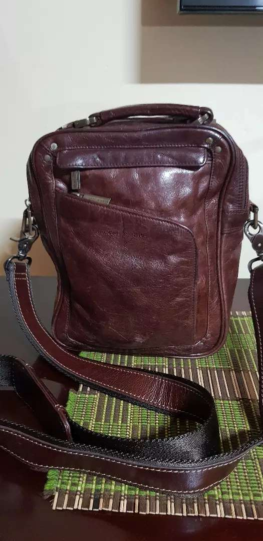 Leather bag - Jekyll & Hide 0