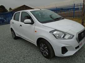 2019 Datsun Go 1.2 MID with 18000km
