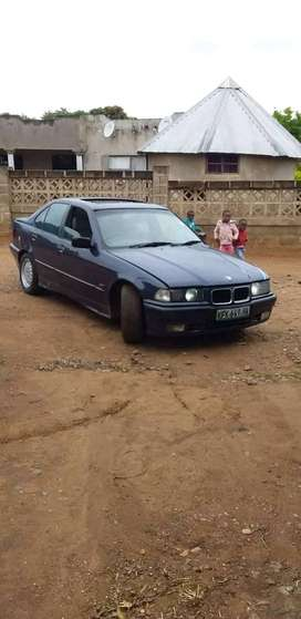E36 bmw good running  conditions