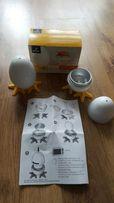 Tchibo JAJKA do gotowania jajek w kuchence mikrofalowej.