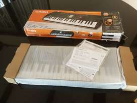 Brand new never played Casio sa-77 mini keys keyboard