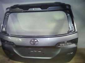 Toyota Fortuner spares for sale.