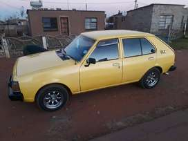 Beautiful classic car n stylish yellow colour n brand new fresh tyres.