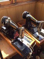 Продаются швейная машина 2м-1 класса с ручным, электрическим приводом.