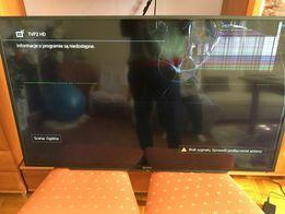 Uszkodzony telewizor SONY