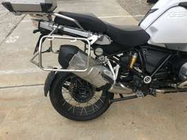 BMW R1200GS Exhaust Canister (2016)