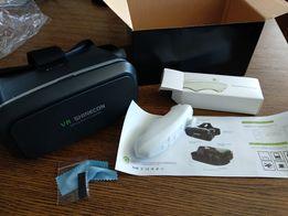 Шлем виртуальной реальности VR BOX (черный)