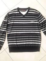 Sweter Pierre Cardin jak Nowy M