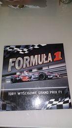 Książka Formuła 1