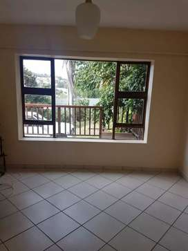One bedroom flat available in a quiet suburb