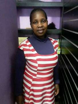 Maid or nanny from Lesotho needs live in work from R2000 and above